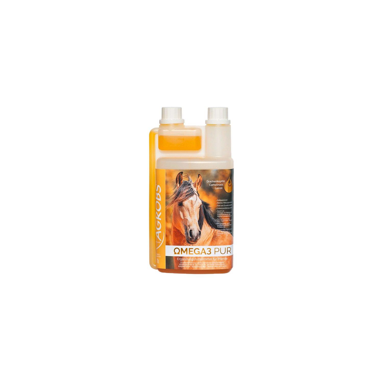 AGROBS Omega3 PUR Ölmischung 1 L