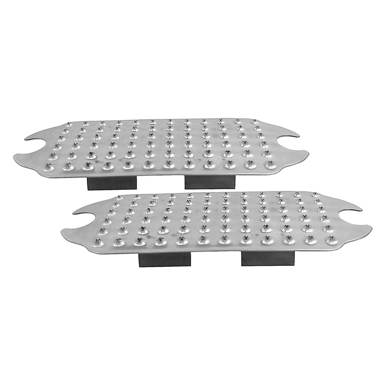 SPRENGER Steigbügeleinlagen Bow Balance Edelstahl 12 cm