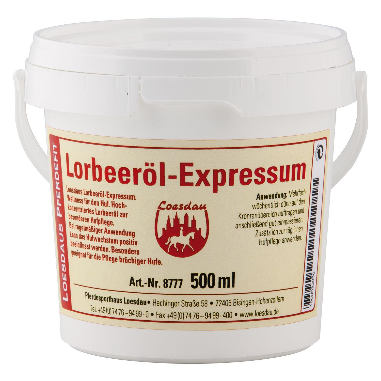 Loesdau Lorbeeröl-Expressum