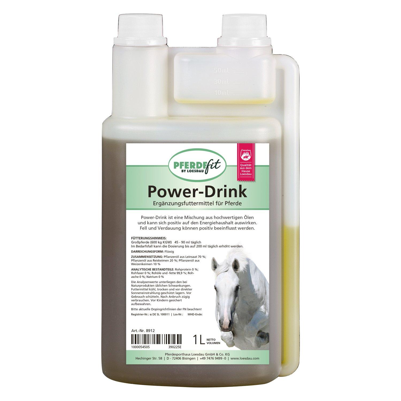 PFERDEfit by Loesdau Power-Drink 1 Liter