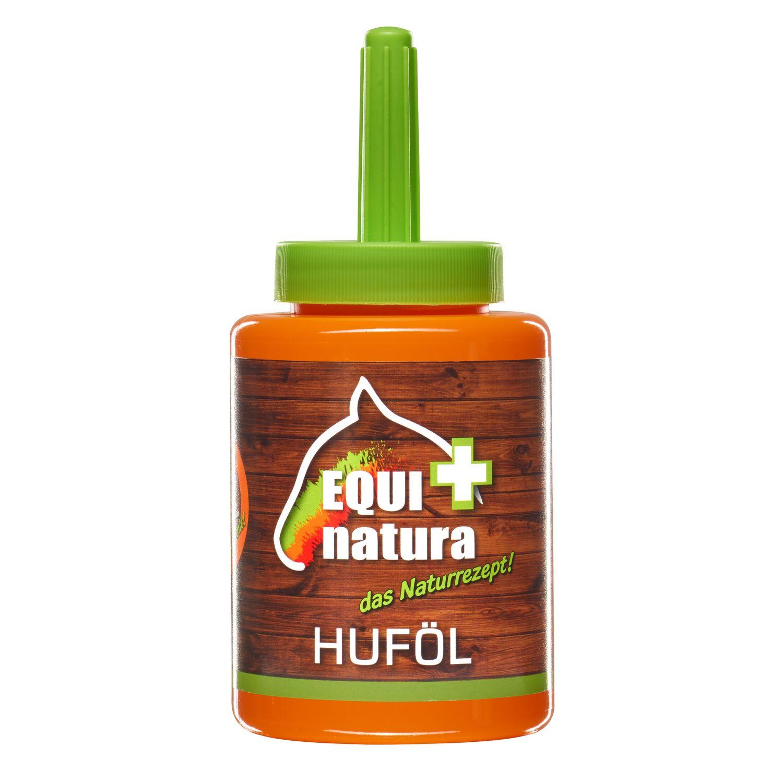 EQUInatura Huföl mit Pinsel 450 ml