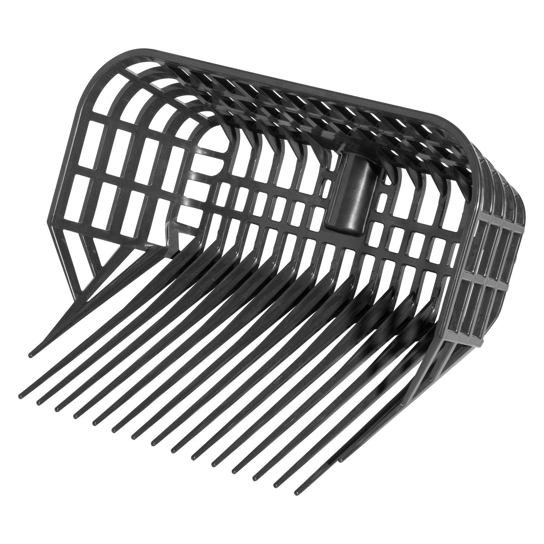 KERBL Bollengabel mit hohen Seitenteilen