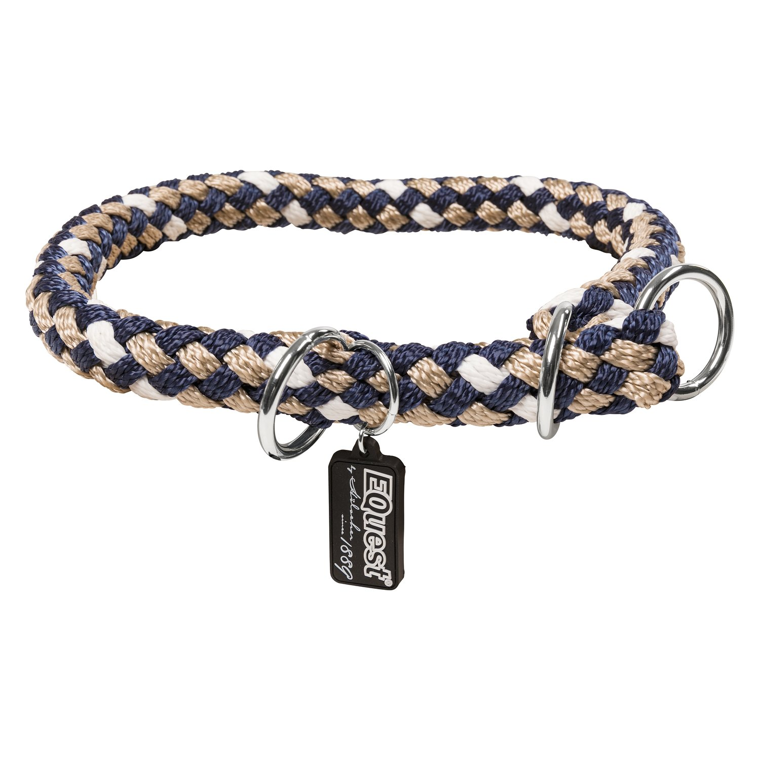 EQuest4DOGS Zugstopp-Halsband Ultimo, schmal