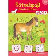 Rätselspaß Pferd & Pony, TESSLOFF