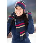Horseware Mütze-Schal-Handschuh-Kombination