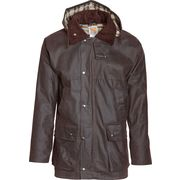 RUGGED EARTH Wachsjacke Basic