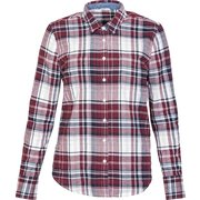 MUSTANG Flanell-Bluse