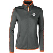 Eskadron EQUESTRIAN.FANATICS Fleece-Zip-Shirt Nicki ll