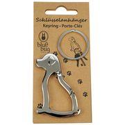 Schlüsselanhänger Metallkarabiner