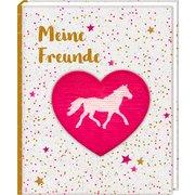 Pferdefreunde Freundebuch Meine Freunde