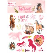 Die Spiegelburg Pferdefreunde Tattoos