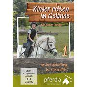 Kinder reiten im Gelände - Teil 1, DVD