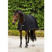 Horseware Unterdecke Fleece Liner black/black & white   160 cm