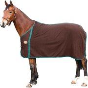 Horse-friends Abschwitzdecke brown   125 cm