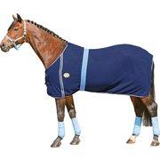 Horse-friends Abschwitzdecke marine   175 cm