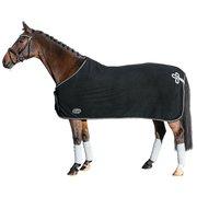 Horse-friends Paradedecke black/silver   155 cm