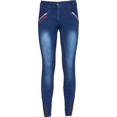 black-forest Jeans-Reithose Authentic Grip, für Kinder