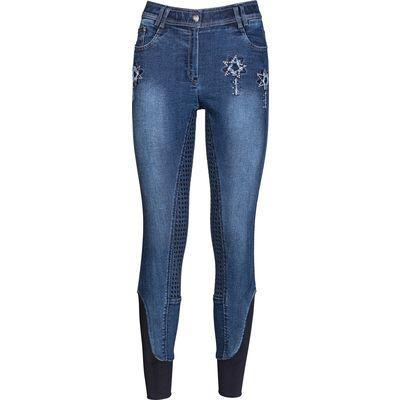 black-forest Jeans-Reithose Estrella