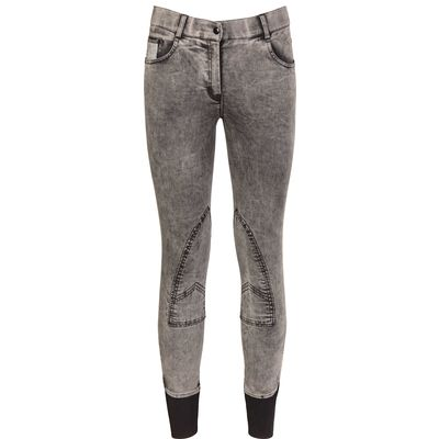 black forest Reithose Torino grey denim | 76