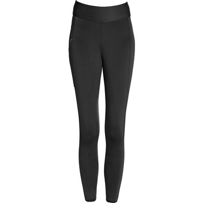 black forest Thermo-Reitleggings schwarz | 44