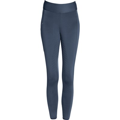black forest Thermo-Reitleggings taubenblau | 40