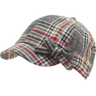L-SPORTIV Baseball-Cap anthrazit/rot