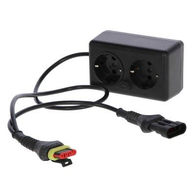 AKO Ein- und Ausschaltadapter für FenceCONTROL