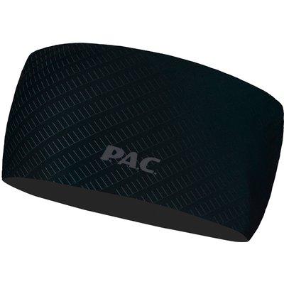 P. A. C. Seamless Headband schwarz | Einheitsgröße