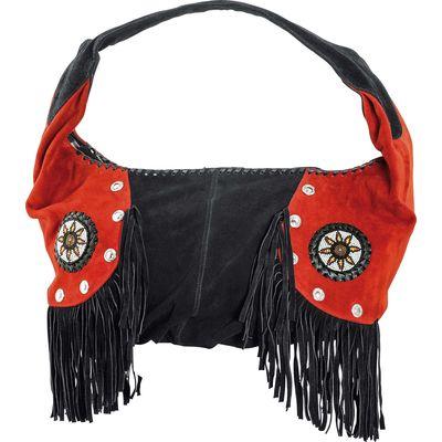 Handtasche Red and Black