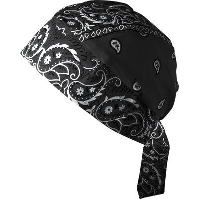 Bandana Cap mit Stirnschweißband