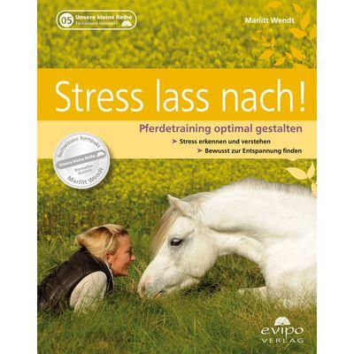 Stress lass nach!