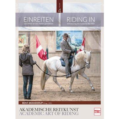 Einreiten - Das Pferd an den Reiter gewöhnen