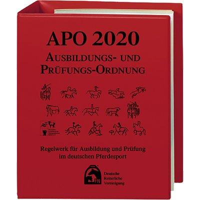 FNverlag APO Ausbildungs- und Prüfungs-Ordnung 2020