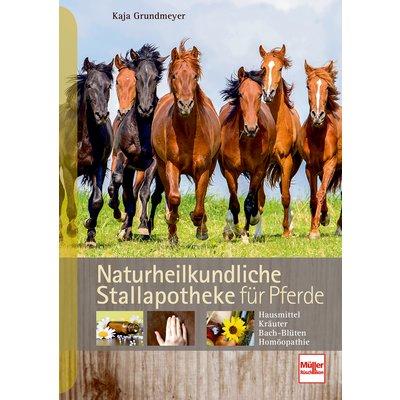 Müller Rüschlikon Naturheilkundliche Stallapotheke für Pferde