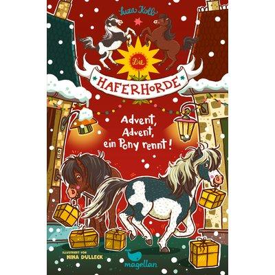 Die Haferhorde Advent, Advent, ein Pony rennt!