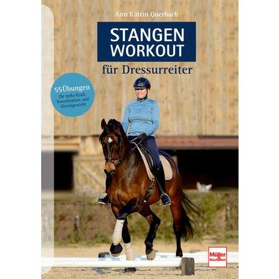 Stangen-Workout für Dressurreiter