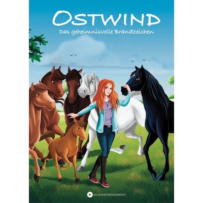 Ostwind Band 7 - Das geheimnisvolle Brandzeichen