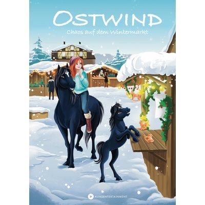 Ostwind Band 8 - Chaos auf dem Wintermarkt (für Erstleser)