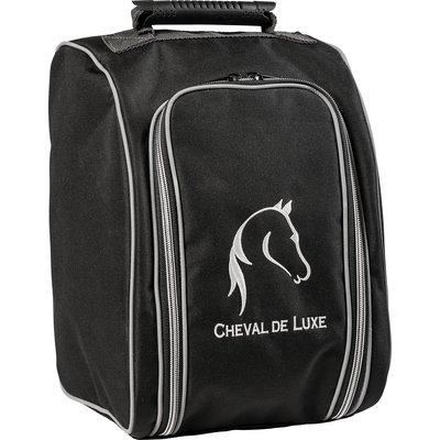 Cheval de Luxe Helmtasche schwarz