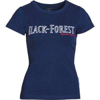 black-forest T-Shirt Equestrian, für Kinder
