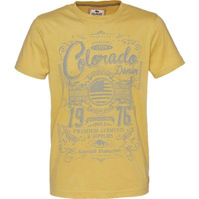 COLORADO DENIM T-Shirt Macario