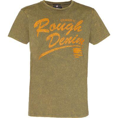 COLORADO DENIM T-Shirt Juri muddy olive | S