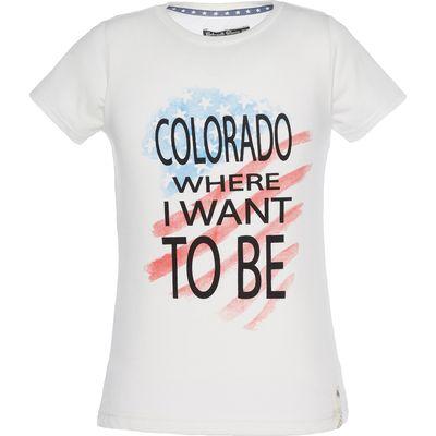 COLORADO DENIM T-Shirt off white   98-104