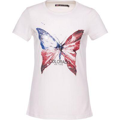 COLORADO DENIM T-Shirt Grisely