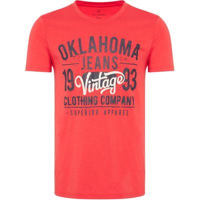 OKLAHOMA T-Shirt poinsettia | S
