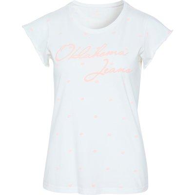 OKLAHOMA T-Shirt snow white | XXL
