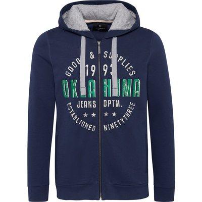 OKLAHOMA Sweatjacket dress blues | S