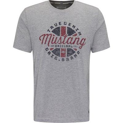 faad556bfb2e1 MUSTANG T-Shirt - Polo- & T-Shirts - Loesdau - Passion Pferdesport
