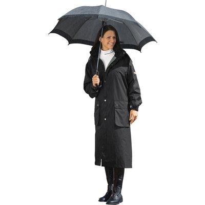 black forest Regenmantel, für Erwachsene schwarz | M