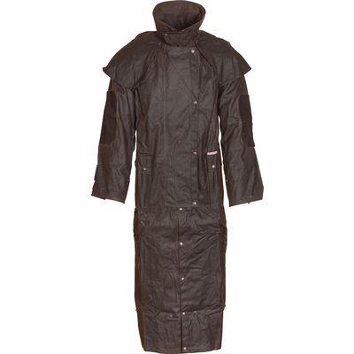 SCIPPIS Wachsmantel Longrider Coat